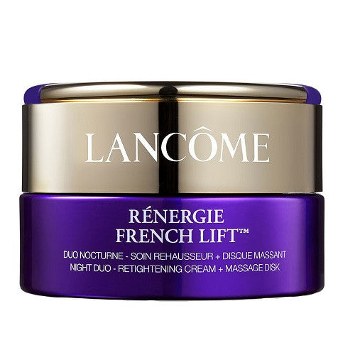 Lancome Renergie French Lift Night Duo 50ml - Look Incredible