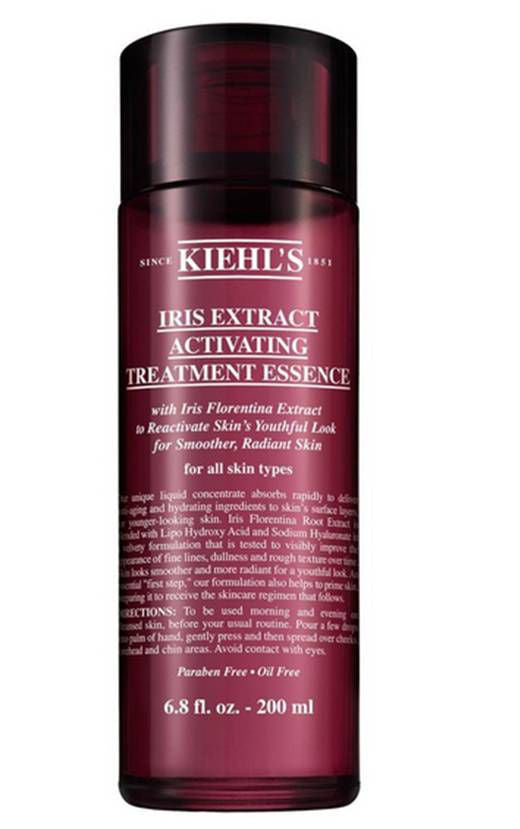 Kiehls Iris Extract Activating Treatment Essence - Look Incredible