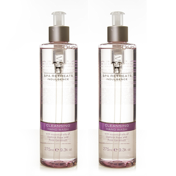 Spa Retreats Indulgence Cleansing Hand Wash 275ml (Set of 2)