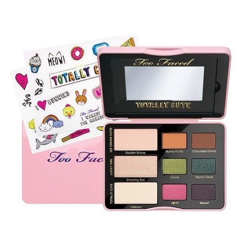 Too Faced Totally Cute Eyeshadow Palette - Look Incredible