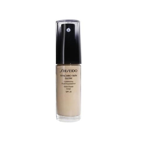 Shiseido Synchro Skin Lasting Liquid Foundation SPF 20 30ml