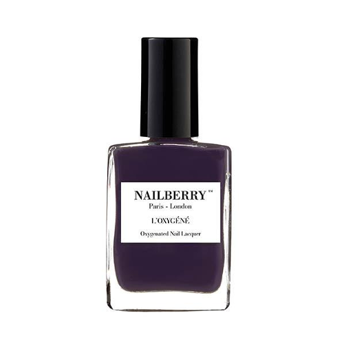Nailberry L'Oxygéné Oxygenated Nail Lacquer - Blueberry