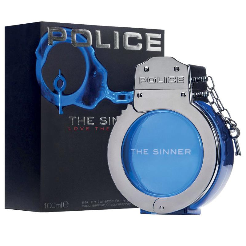 Police The Sinner Love The Excess After Shave Moisturising Spray 100ml