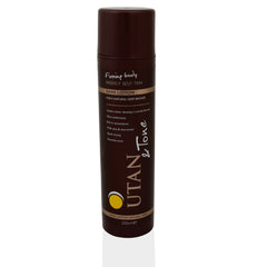 UTan and Tone Weekly Self-Tan Lotion 200ml - Dark - Look Incredible