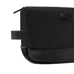 Hugo Boss Parfums Travel Overnight/Toiletry/Pouch/Wash Bag