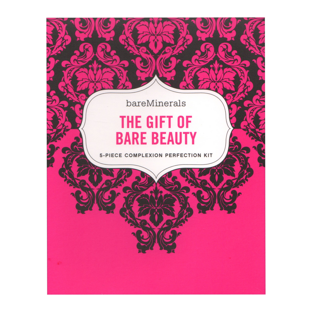 bareMinerals The Gift of Bare Beauty 5-Piece Complexion Perfection Kit - Medium Tan