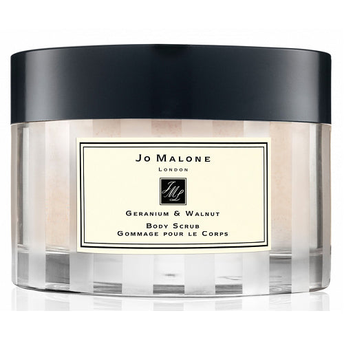 Jo Malone Geranium & Walnut Body Scrub 200g - Look Incredible