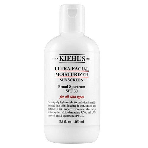 Kiehl's Ultra Facial Moisturizer SPF30 125ml - Look Incredible