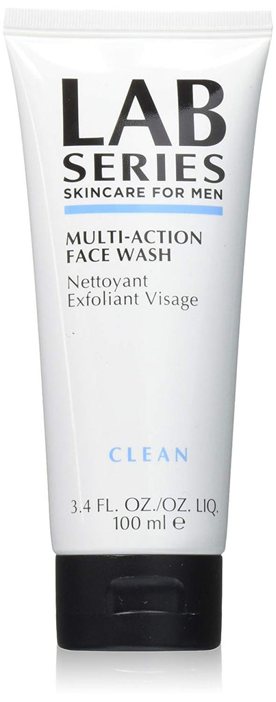 Lab Series For Men Multi-Action Face Wash 100ml