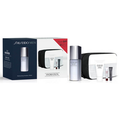 Shiseido Men Moisturizing Emulsion Kit Skincare Set