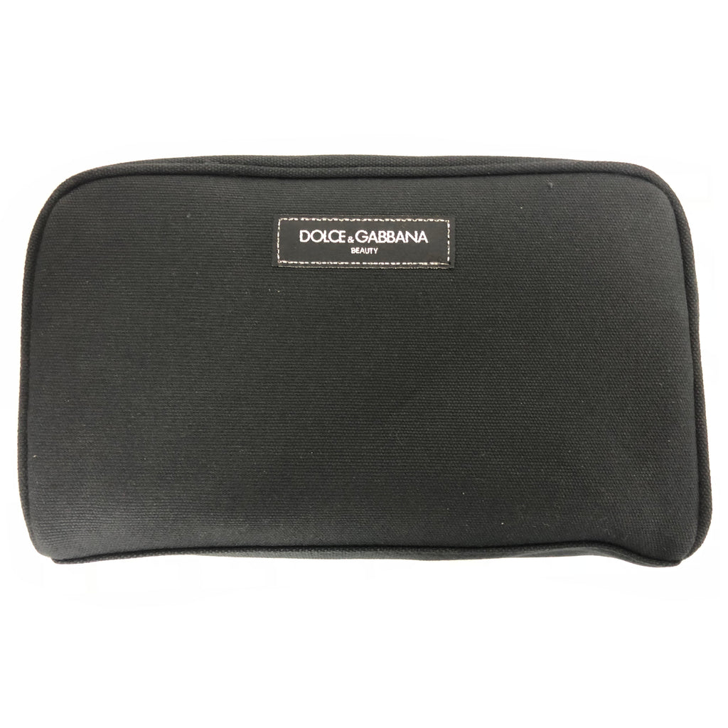 Dolce   Gabbana Beauty Mens Toiletry   Wash Bag 6ec8cb965cc61