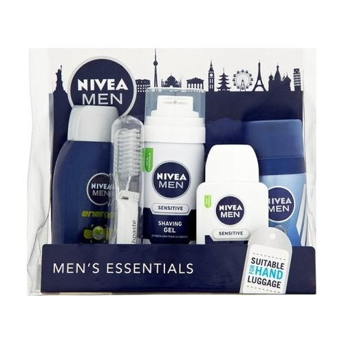 Nivea Men's Travel Essentials Kit