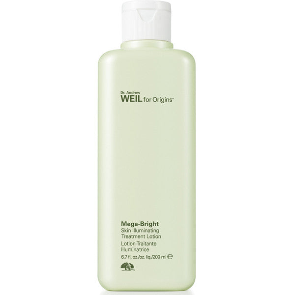 Dr. Andrew Weil for Origins Mega-Bright Skin Illuminating Treatment Lotion 200ml - Look Incredible