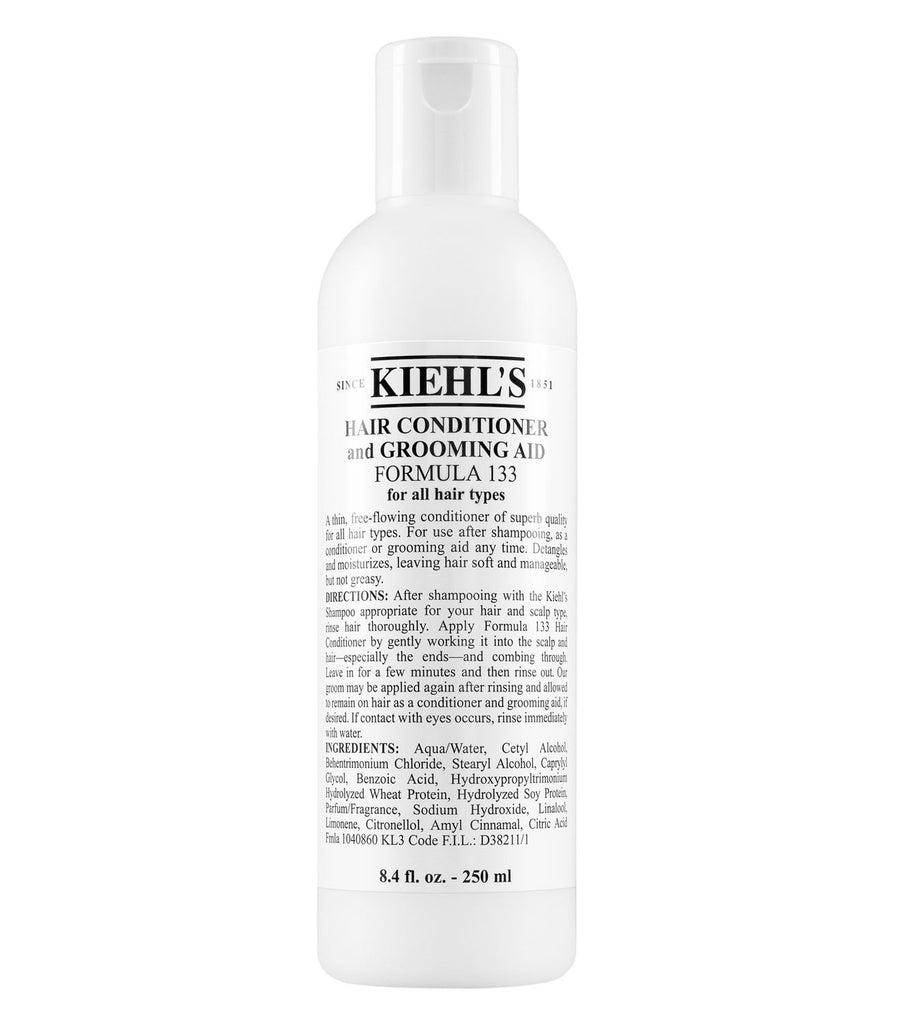 Kiehl's Hair Conditioner and Grooming Aid Formula 133 250ml - Look Incredible