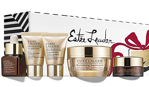 Estee Lauder Get Started Now: The Global Anti-Aging Collection Supreme Starter Skincare Kit - Look Incredible