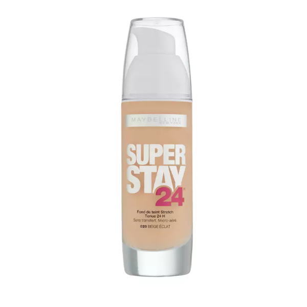 Maybelline Superstay Foundation 24 Hour