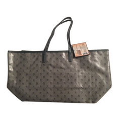 Rihanna Rouge Take It All Light Grey Tote Bag