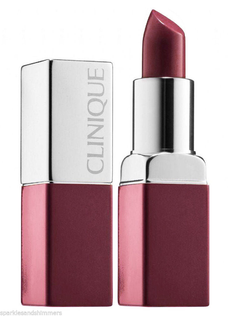 Clinique Pop Lip Colour & Primer Mauve Lipstick Travel Size 2.3g