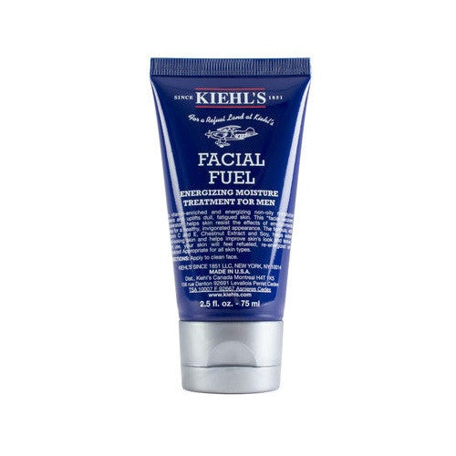 Kiehl's Facial Fuel Energizing Moisture treatment for Men 125ml - Look Incredible