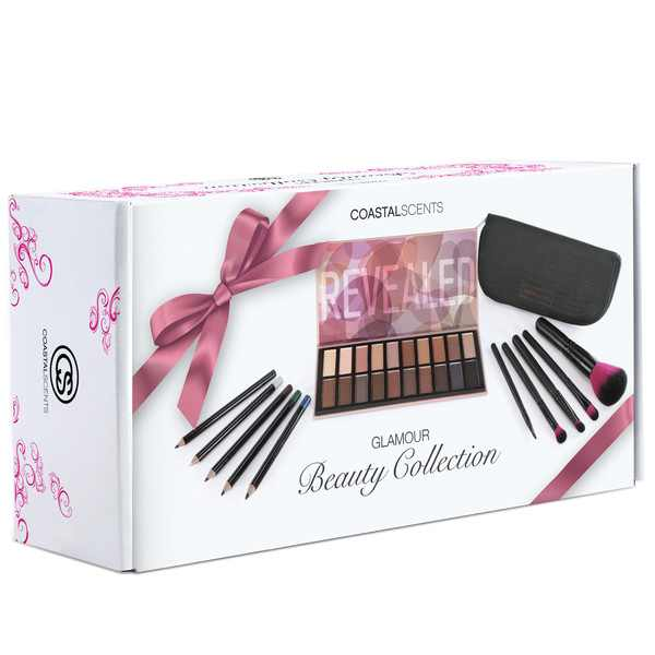 Coastal Scents Revealed Glamour Beauty Collection