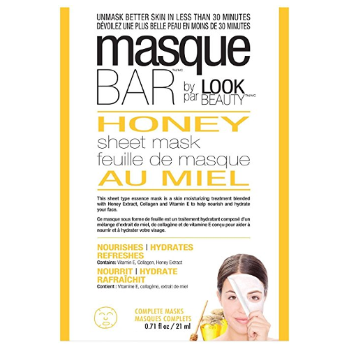 Masque BAR Honey Sheet Mask Pack of 3