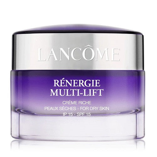 Lancome Renergie Multi Lift Redefining Lifting Cream SPF15 50ml - For Dry Skin - Look Incredible