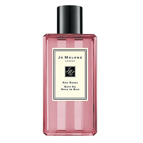 Jo Malone London Red Roses Bath Oil 250ml - Look Incredible