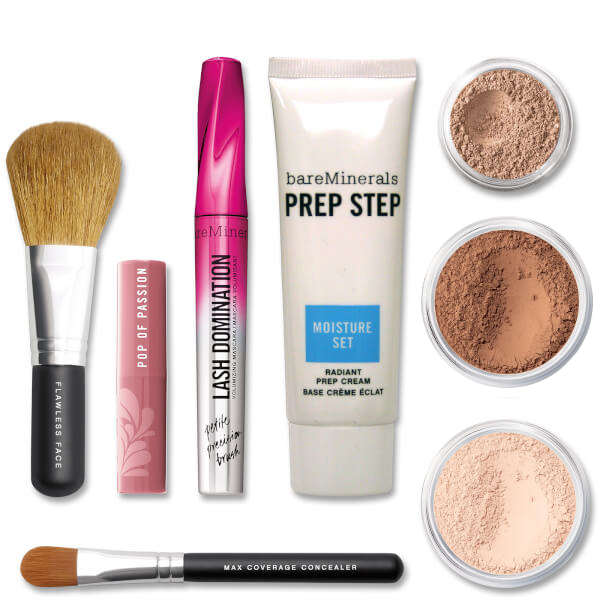 bareMinerals The Beauty Upgrade Set - Tan