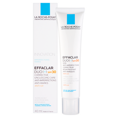 La Roche-Posay Innovation Effaclar Duo(+) SPF30 40ml - Look Incredible