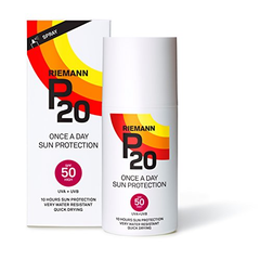 Riemann P20 Once A Day Sun Protection Spray SPF50 200ml