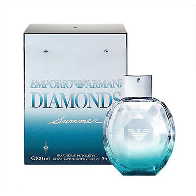 Emporio Armani Diamonds Summer Eau de Toilette 100ml - smartzprice