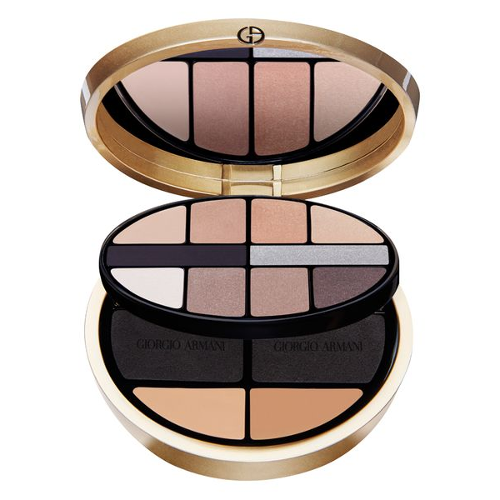 Giorgio Armani Luxe is More Nude Eyeshadows and Contouring Face Palette