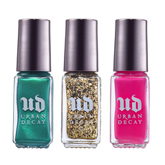 Urban Decay Electric Nail Color Trio