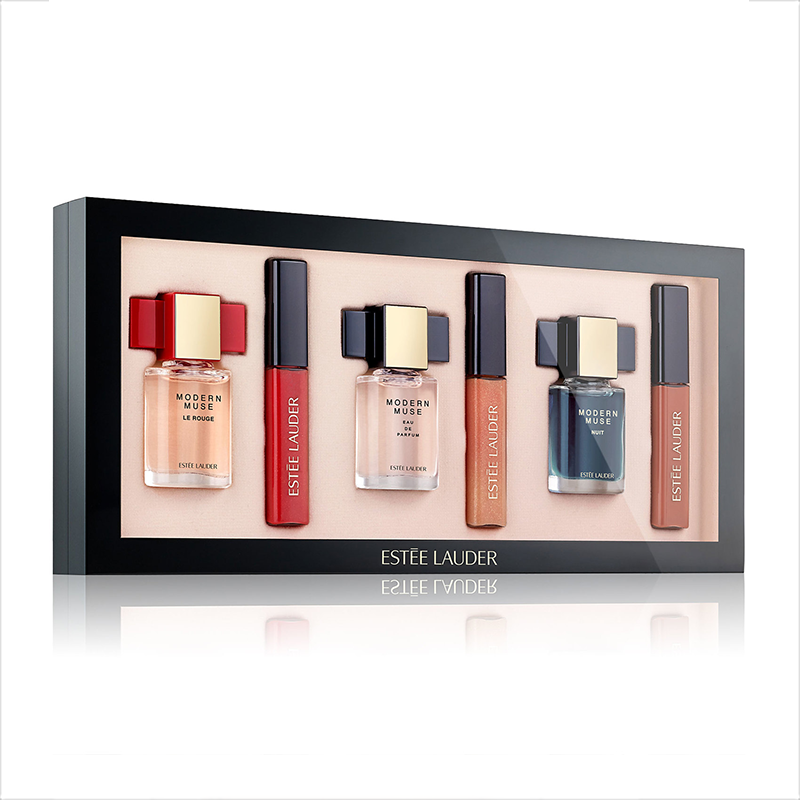 Estee Lauder Modern Muse Collection Eau De Parfum Mini 3x4ml Gift Set