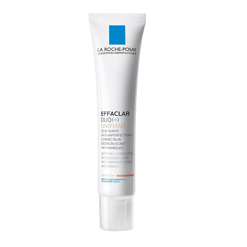 La Roche-Posay Innovation Effaclar Duo(+) Unifiant Light 40ml - Look Incredible