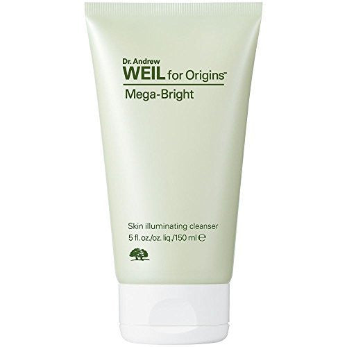 Dr. Andrew Weil for Origins Mega-Bright Skin Illuminating Cleanser 150ml - Look Incredible