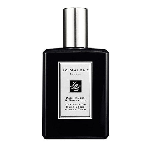 Jo Malone London Dark Amber & Ginger Lily Dry Body Oil 100ml - Look Incredible