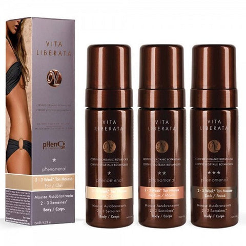 Vita Liberata pHenomenal 2-3 Week Tan Mousse 125ml