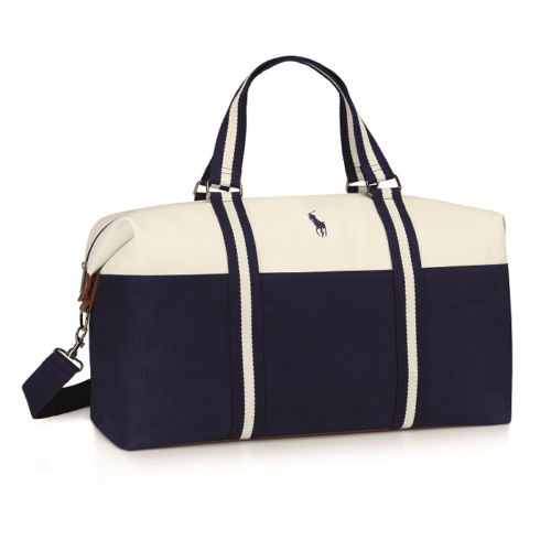Ralph Lauren Mens Duffle Bag