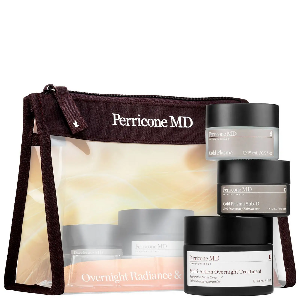 Perricone MD Overnight Radiance & Renewal Regimen Set