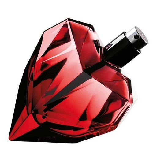 Diesel Loverdose Red Kiss Eau De Parfum 75ml Look Incredible