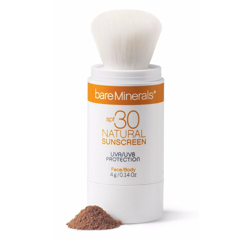 bareMinerals SPF30 Natural Sunscreen Protection for Tan Skin Tones - smartzprice