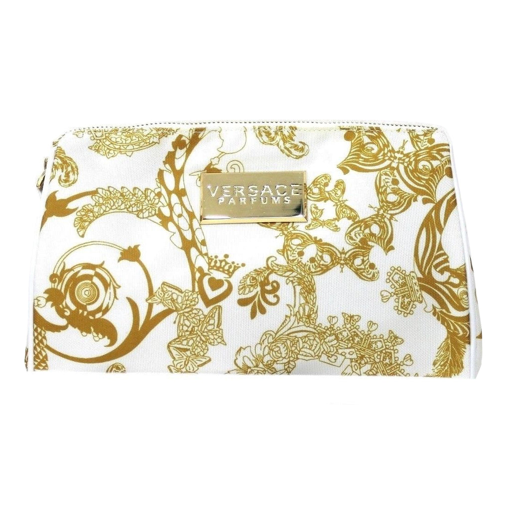 Versace Women Cosmetic / Toiletry Pouch
