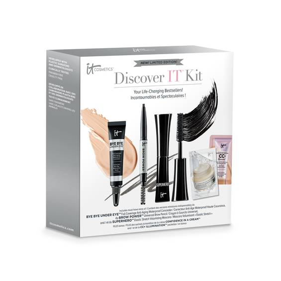 IT Cosmetics Discover IT Kit Limited Edition