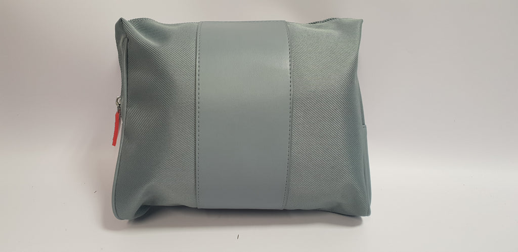Biotherm Homme Grey Mens Toiletry/Wash Bag/Pouch