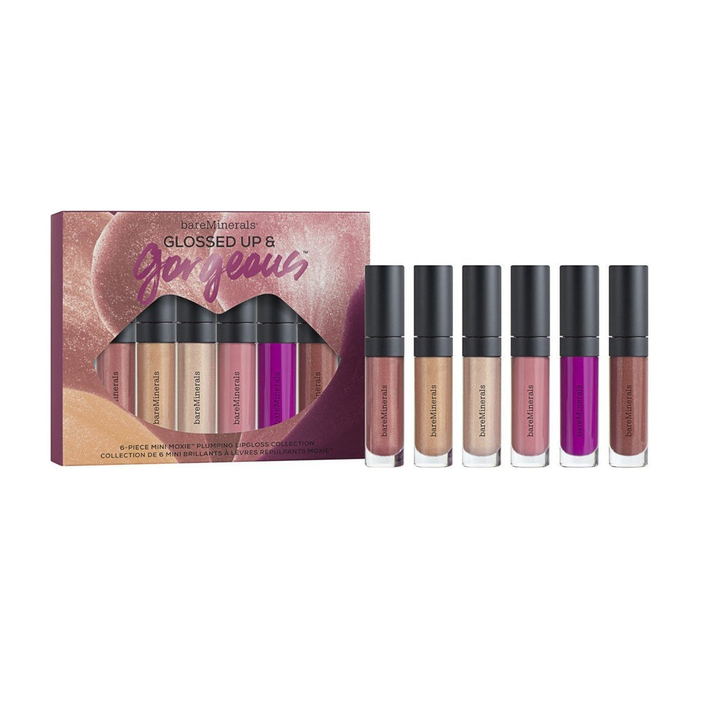 bareMinerals Glossed Up And Gorgeous Lipgloss Set