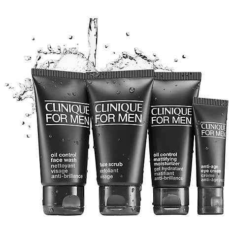 Clinique for Men Essentials Kit for Oily Skin