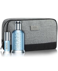 Hugo Boss Boss Bottled Tonic Gift Set 100ml EDT + 8ml EDT + Travel Bag