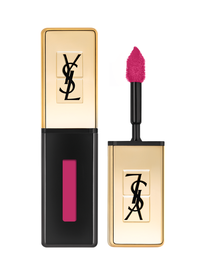 Yves Saint Laurent Rouge Pur Couture Glossy Stain - Look Incredible