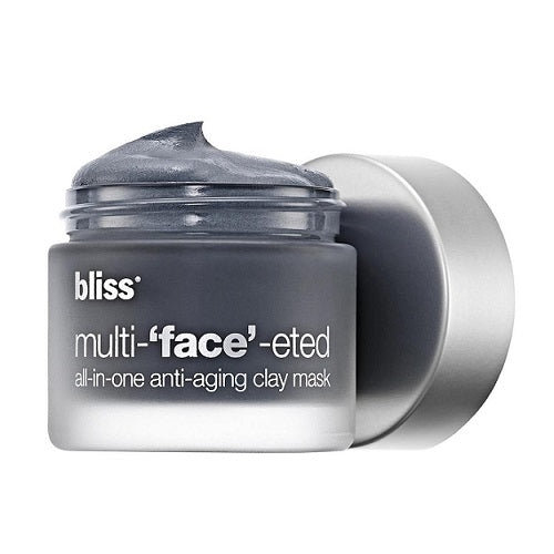 Bliss Multi Face-Eted All In One Anti-Ageing Clay Mask 65g